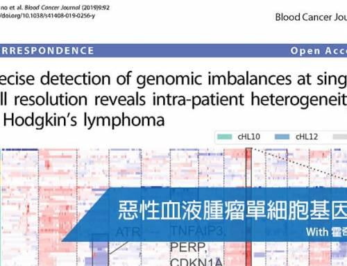 惡性血液腫瘤單細胞基因分析